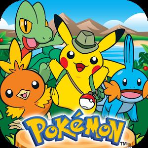 Camp Pokemon